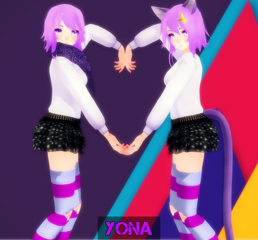 (Tda) Yona by RavenKiryu