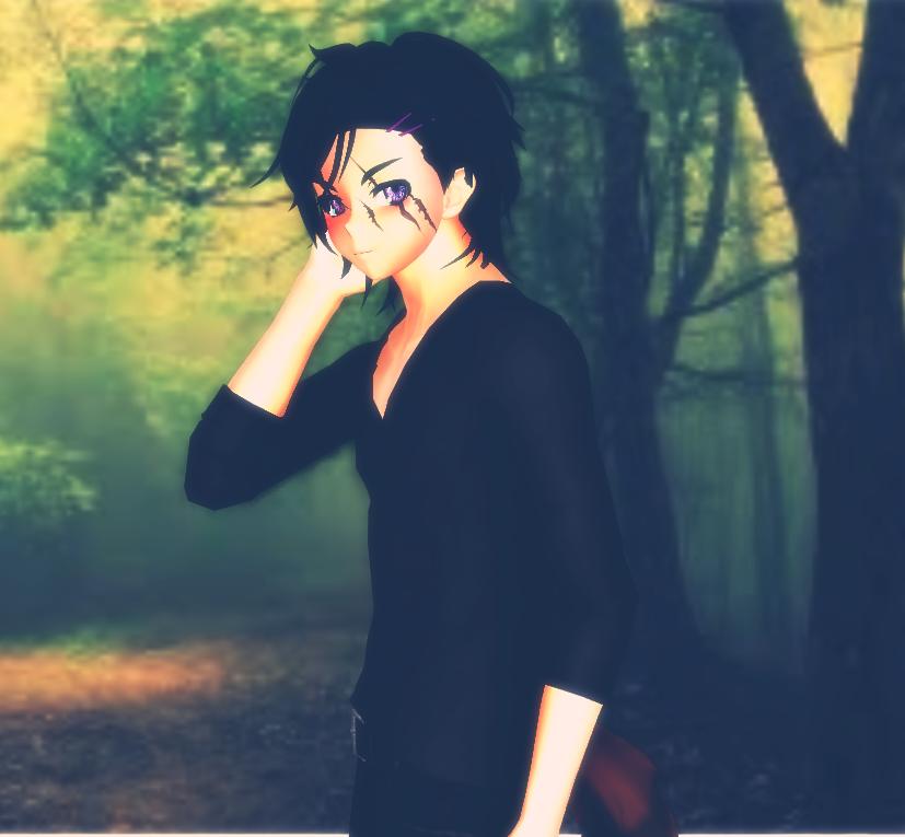 Little Bro by RavenKiryu
