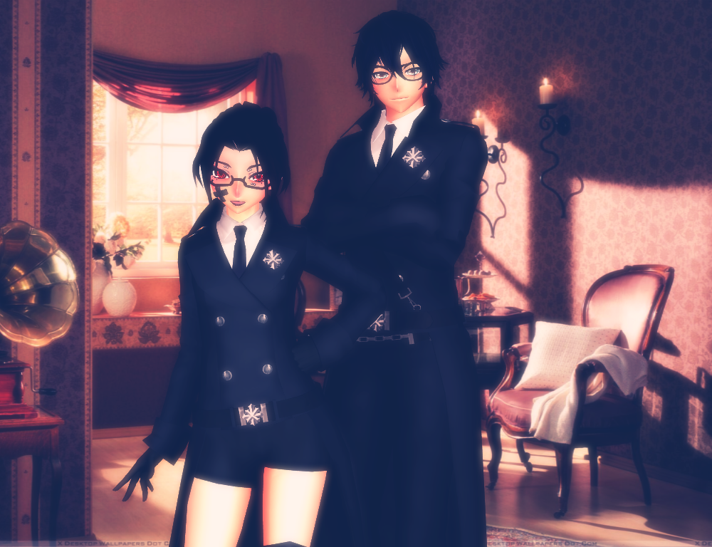 Ready for duty, by RavenKiryu
