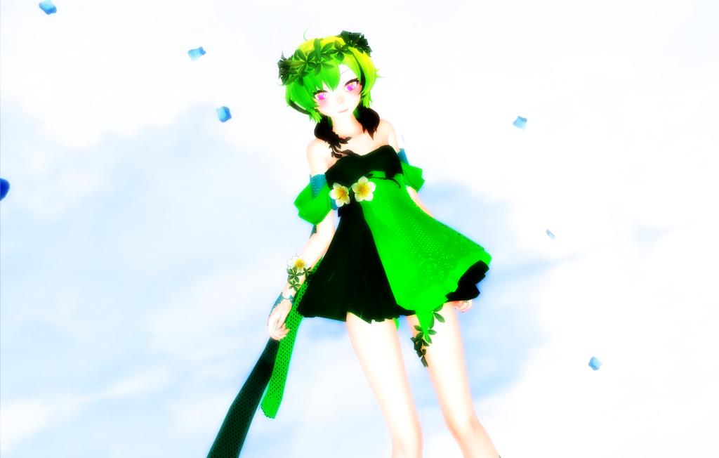 New Rosa by RavenKiryu