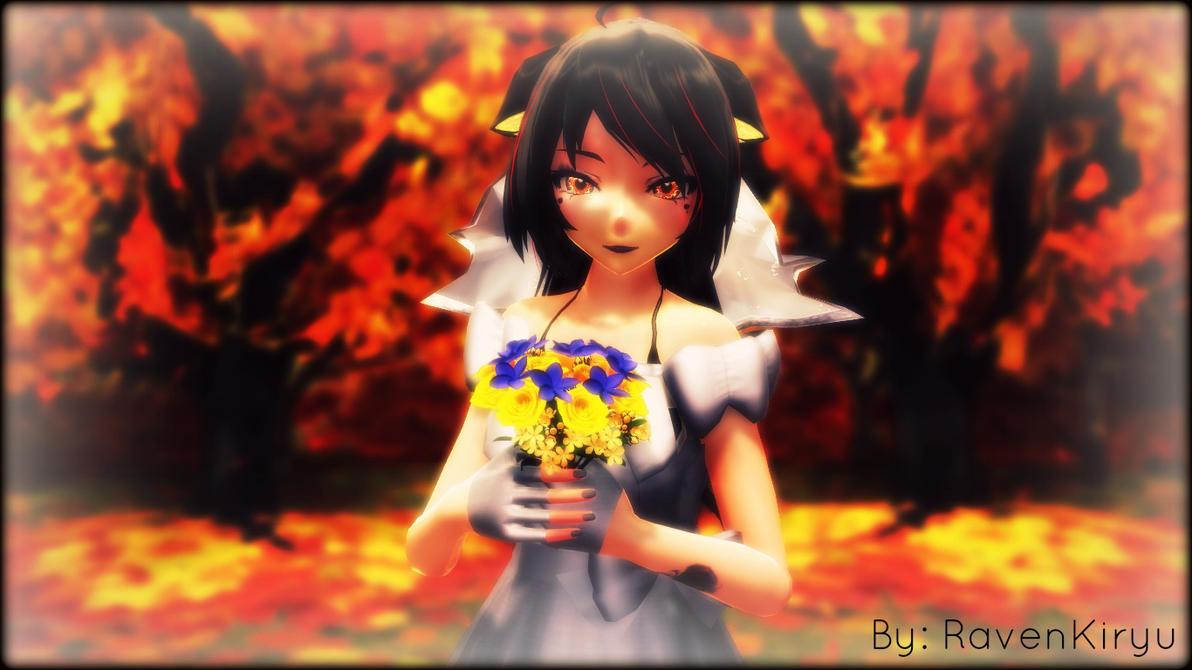 Wedding Day by RavenKiryu