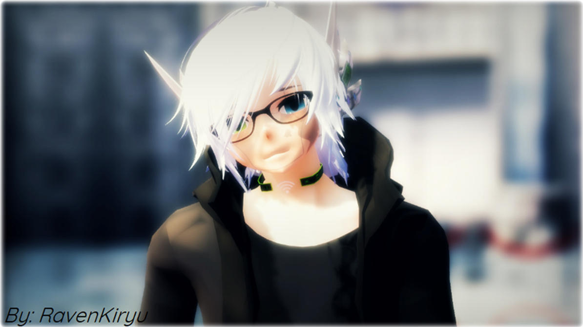 (MMD) Jax by RavenKiryu