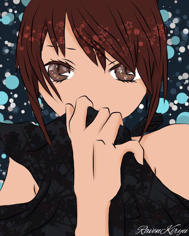 Drawing - 1 by RavenKiryu