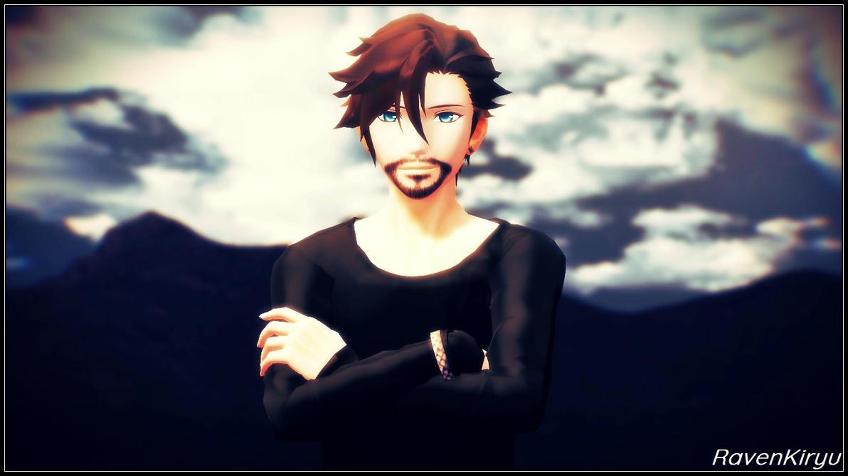 (MMD) Jack by RavenKiryu