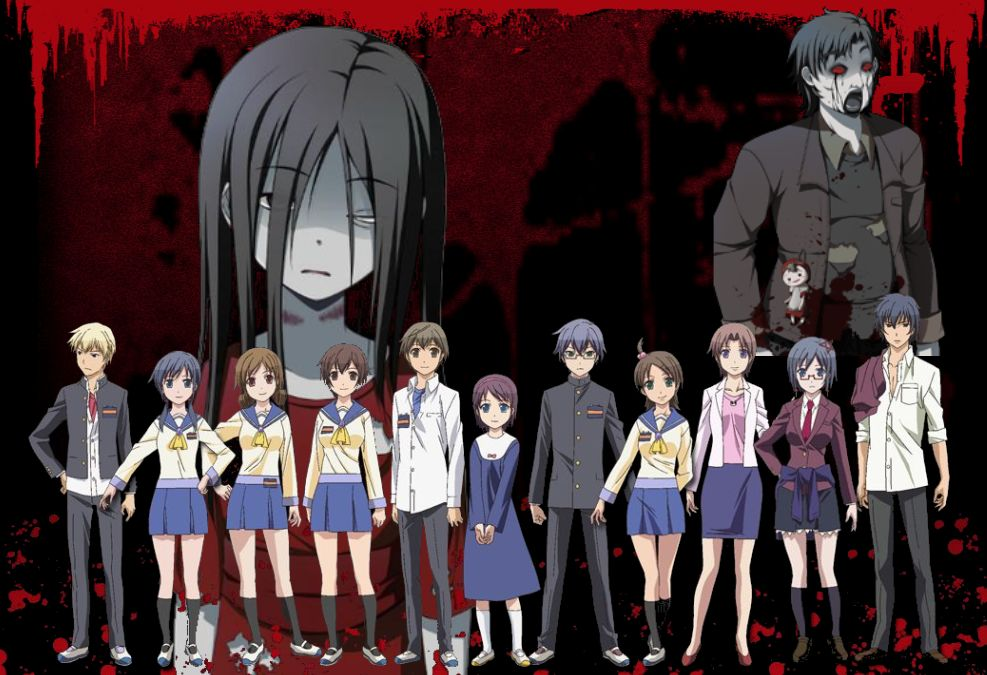 Corpse Party by Marty-basto