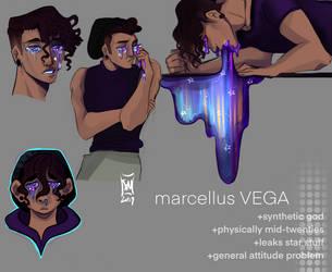 Marcellus Vega 2019 by Oenomene
