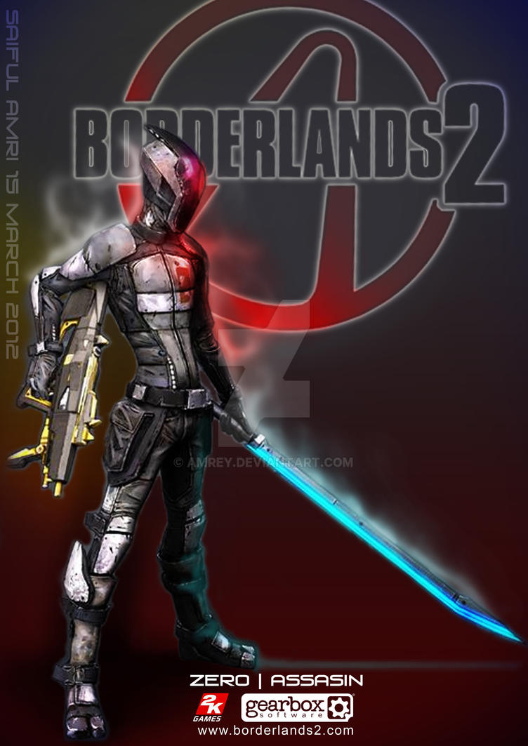 Borderlands 2 by Amrey