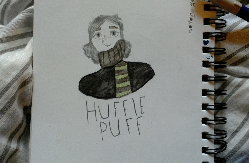 hufflepuff by SketchArtist1