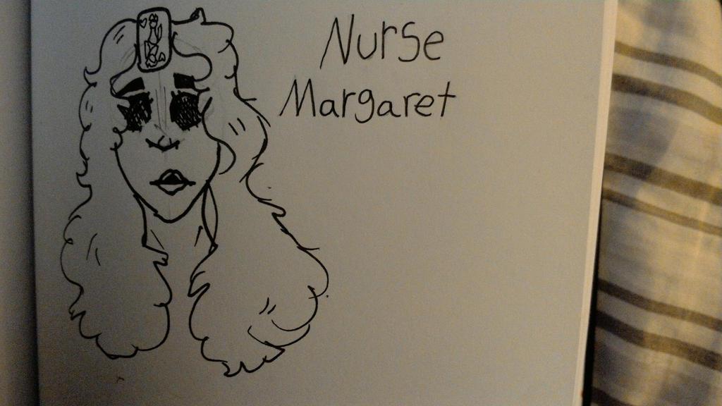 Nurse Margaret by SketchArtist1