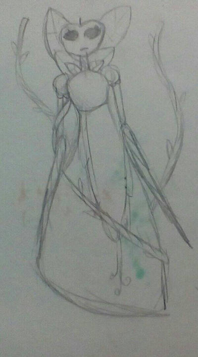 Art request from Krump Grump by SketchArtist1
