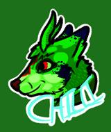 Chilli Headshot 1/4 by Spottoxic