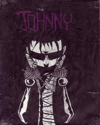 Johnny the Homicidal Maniac by JanxLieanna
