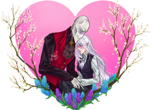 Valentine Kabadath and Liora