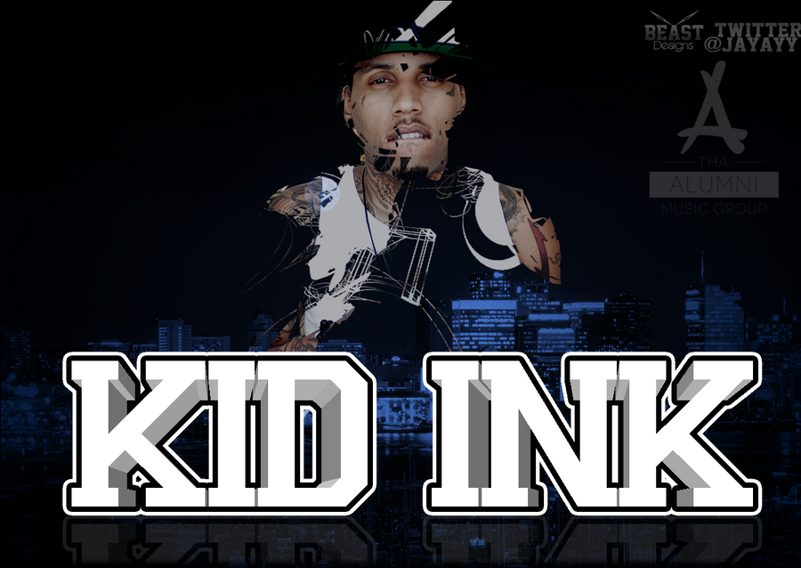 Kid Ink LA by JayAyy on DeviantArt