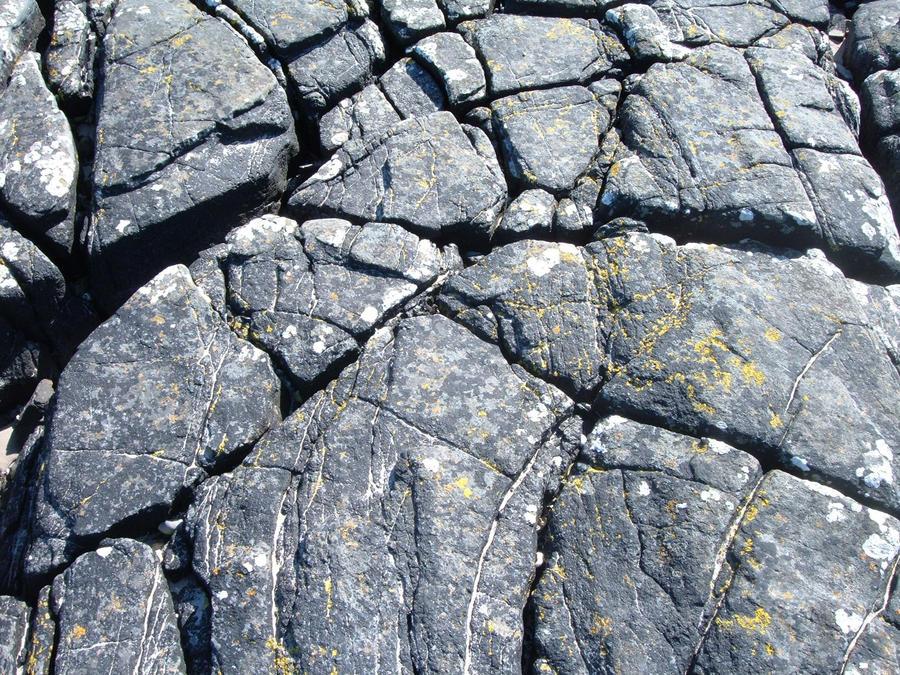 Cracked Rocks by tangledfrog on DeviantArt