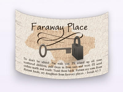 Faraway Place Graphic