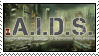 A.I.D.S. rpg stamp by Engorn