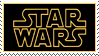 Star Wars stamp by Engorn