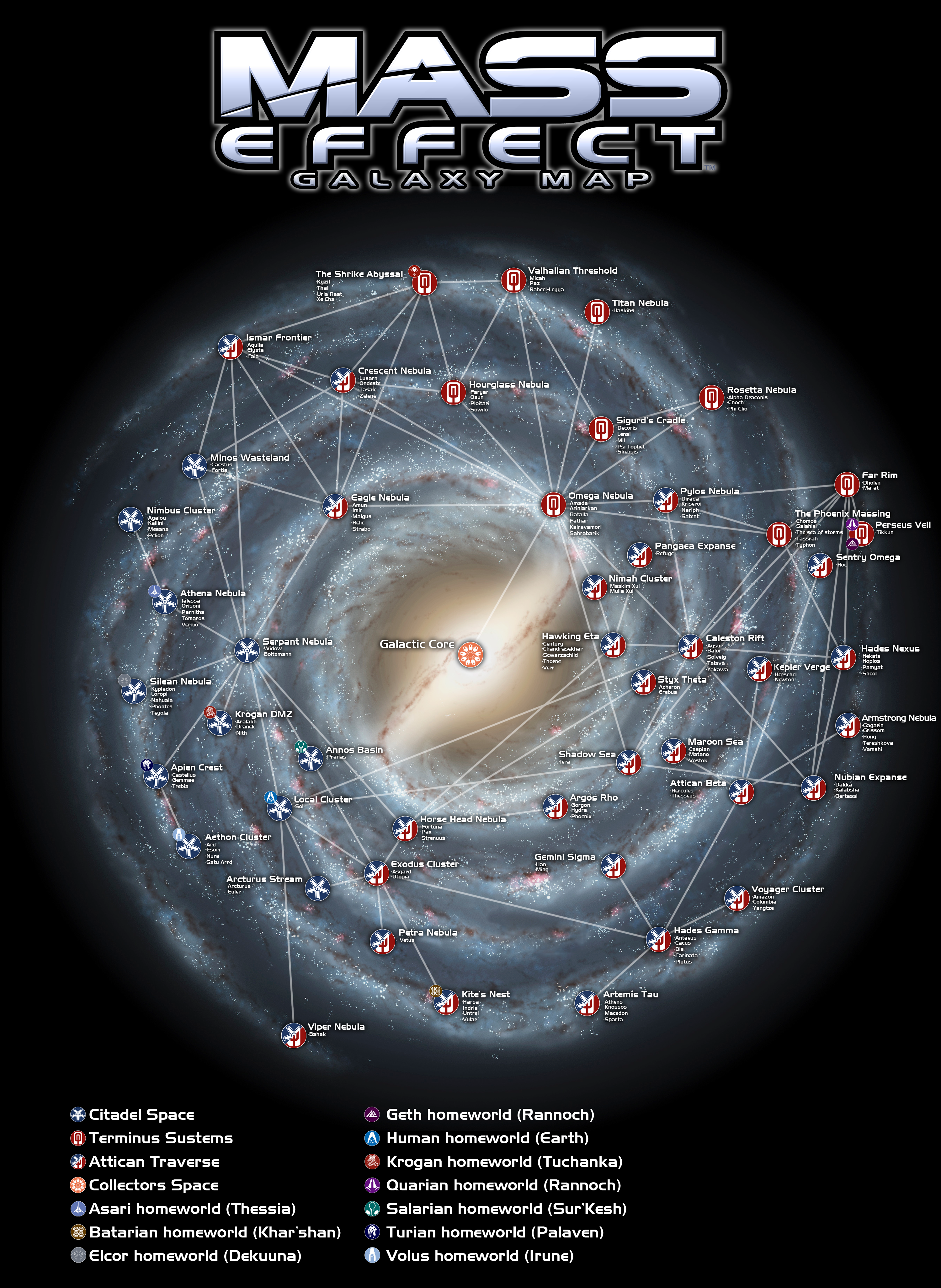 mass effect galaxy map by engorn. mass effect galaxy map by engorn on deviantart