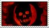 Gears of War 3 stamp