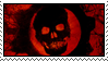 Gears of War 3 stamp by Engorn