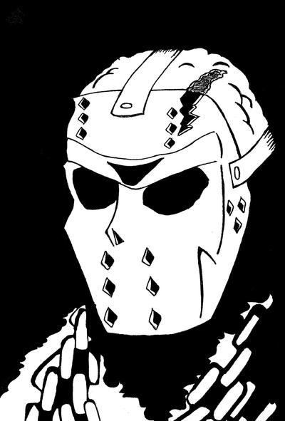 Jason voorhees by kylemulsow