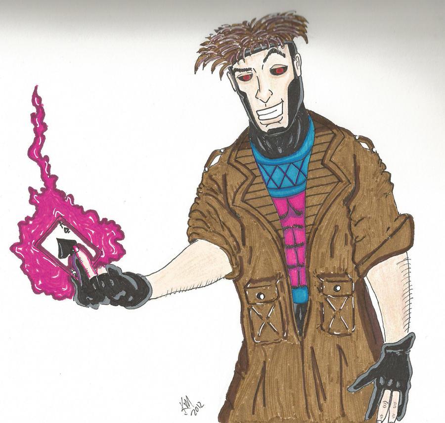 Gambit by kylemulsow