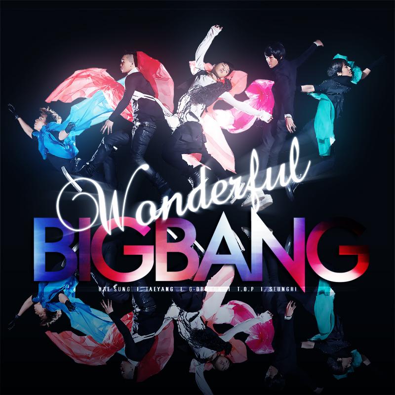 BIGBANG - Wonderful by Cre4t1v31