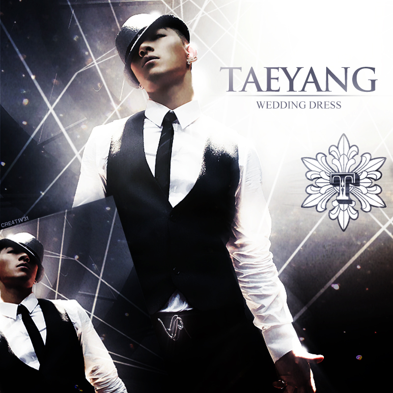Taeyang (태양) - Wedding Dress - Color Coded Lyrics