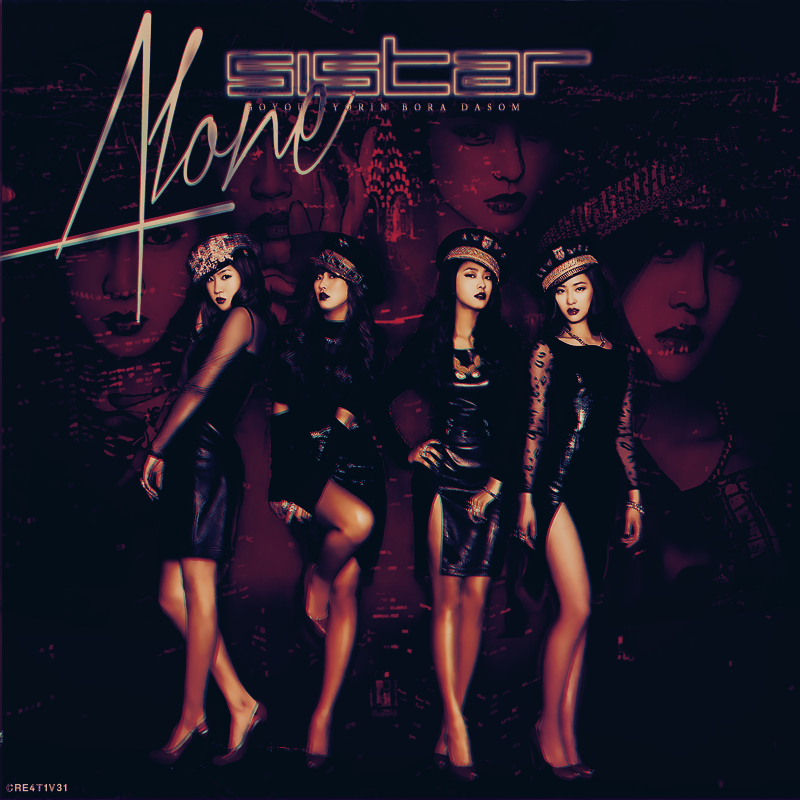 Image result for Sistar – Alone