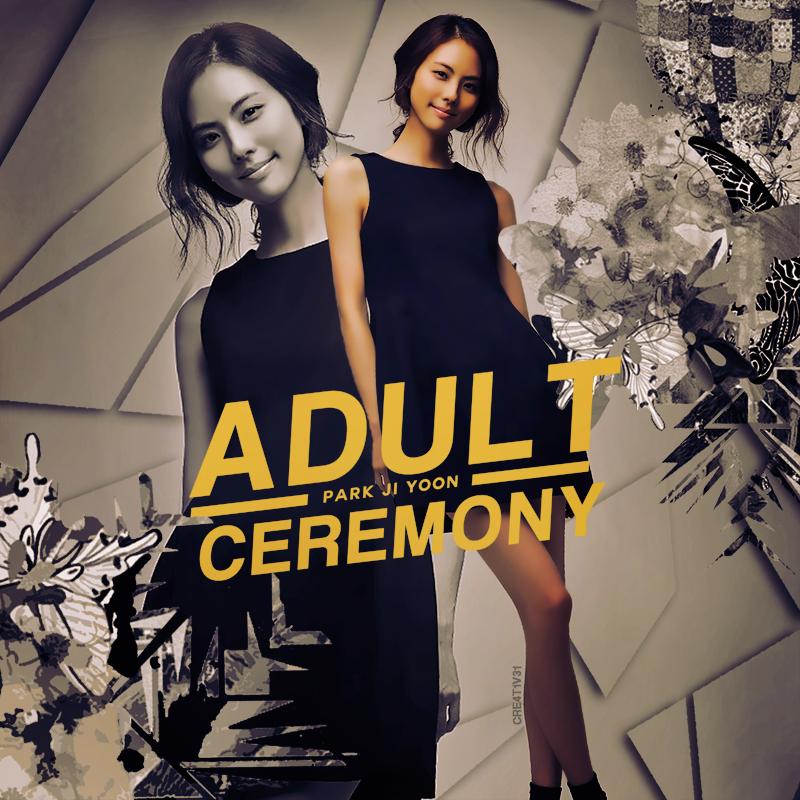 Park ji yoon adult ceremony lyrics 15