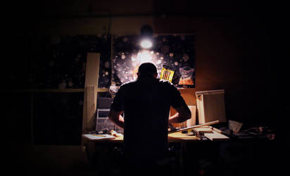 The Night Shift by CloudSwallowingMan
