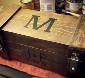 [ 4 / 12 ] Vintage Box by CloudSwallowingMan