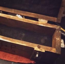 [ 8 / 12 ] Vintage Box by CloudSwallowingMan