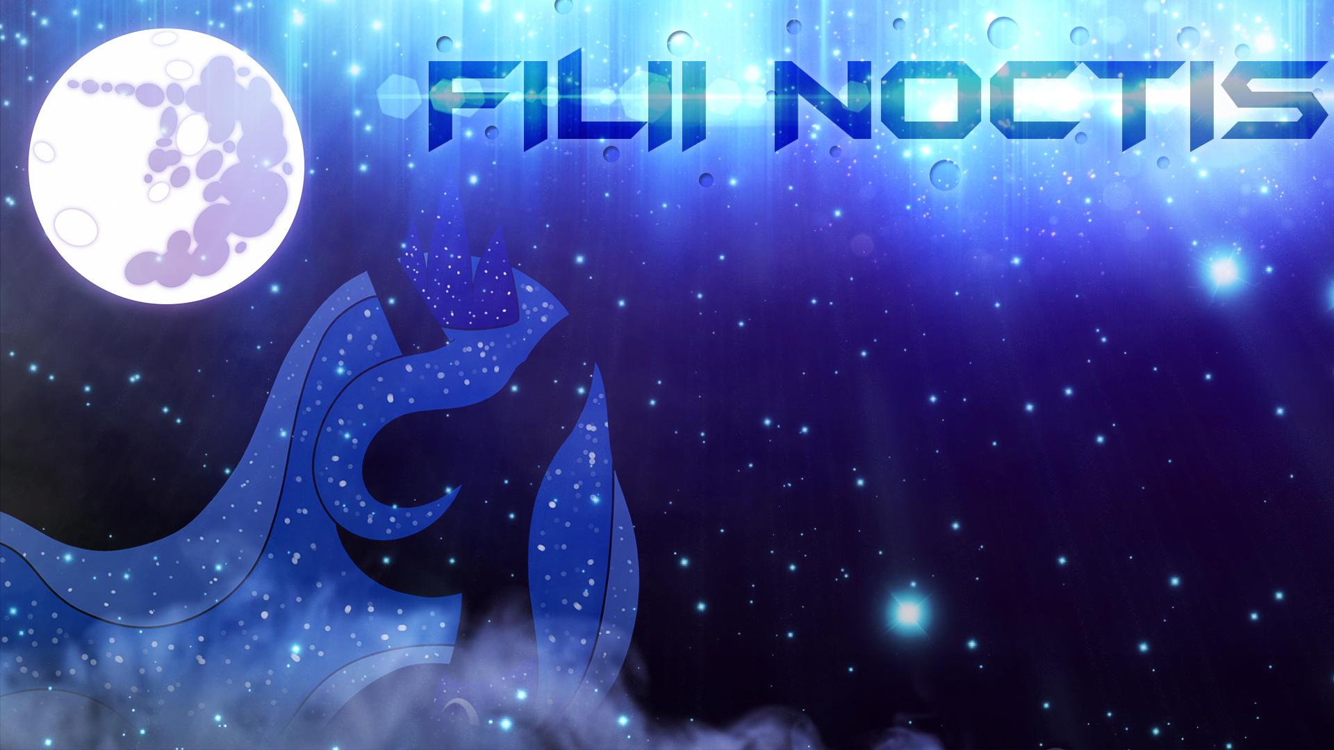 Filii Noctis Wallpaper by FroyoShark