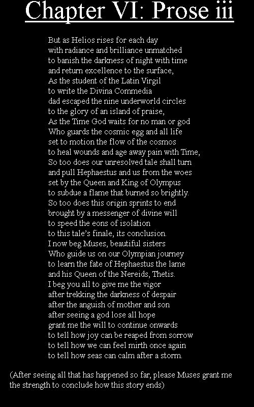 Hephaestus: Ch06-Prose iii by Selecthumor