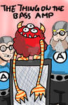 Aquabats: The Thing on the Bass Amp