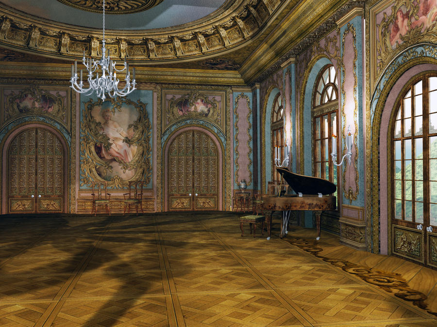 Versailles Ballroom by ED-resources