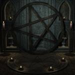 Dark Rite Background 1 by ED-resources