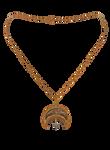Sun Key Necklace