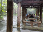 Rain Shelter Taipei Zoo by Calisaroa