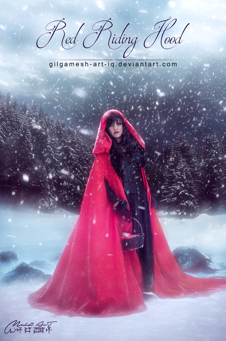 Red Riding Hood by Gilgamesh-Art