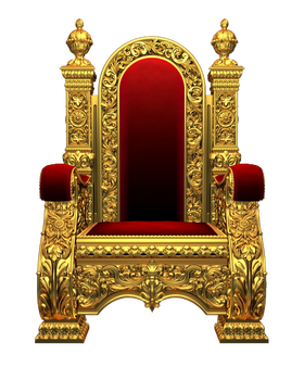 Chair - Kingchair PNG Stock