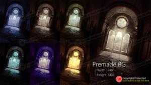 Premade BG by Gilgamesh-Art