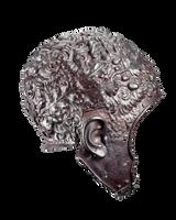 Armor Helmet 1 - PNG Stock by Gilgamesh-Art