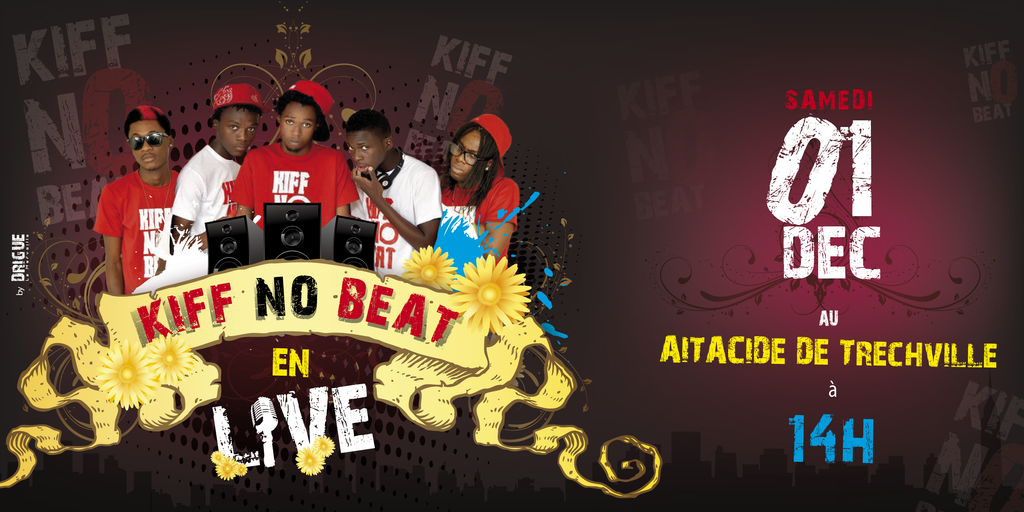 Kiff no beat show 02 by rodriguehi on deviantart for Kiff no beat video
