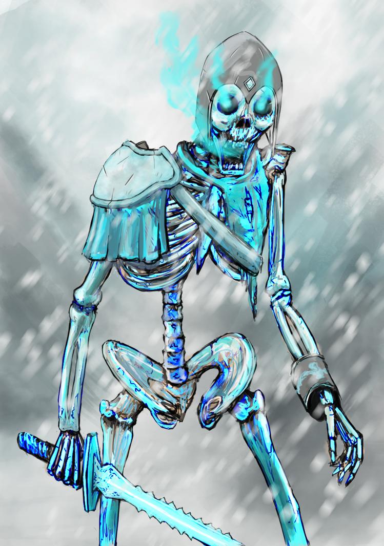 [22. boss] Ice_cursed_skeleton_warrior_by_4fumiaki4-d6d9wkx