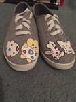 Togepi Shoes by pikhachu