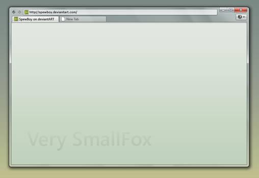 Very SmallFox Concept