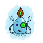 Steampunk Squid!!!!